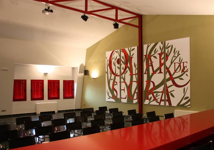 Resultado final: Salones de eventos de estilo  de Marta del Valle