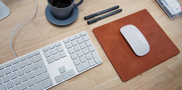 muismatje:  Studeerkamer/kantoor door Jan Jacobs