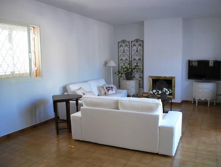 Proyecto de interiorismo y decoración: Comedores de estilo clásico de Vicente Galve Studio