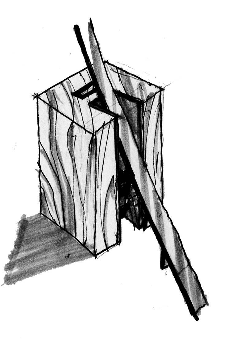 Desenho Luminária Ani: Casa  por Pascali Semerdjian Arquitetos Brasil