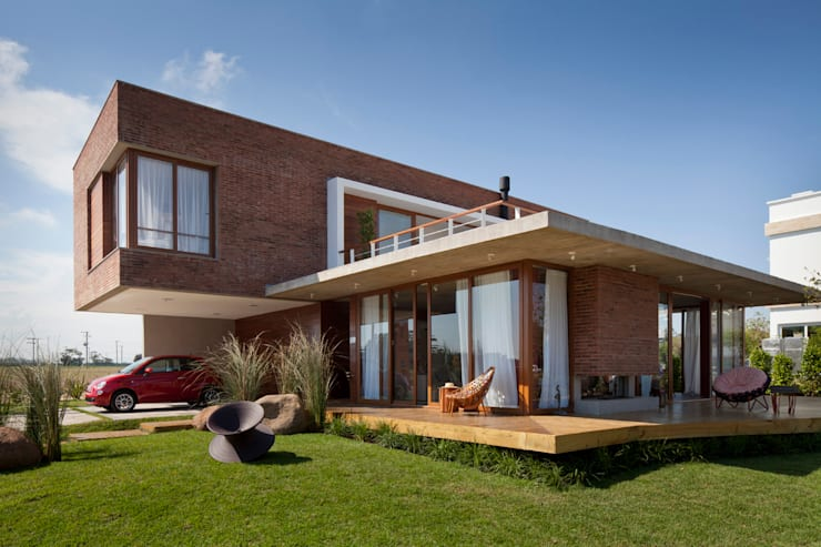 房子 by Seferin Arquitetura
