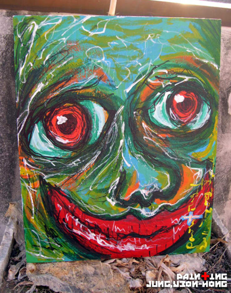 행복: PaintingJung의