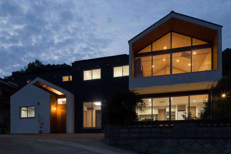 矢掛の家: Design Labo LA Commuが手掛けた家です。