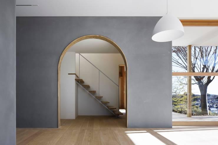 SHR house: sun tan architects studioが手掛けた壁です。