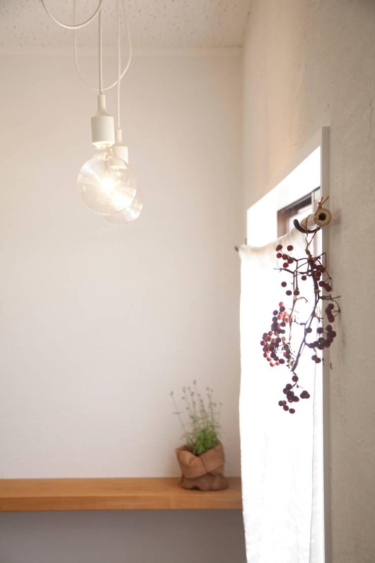 kanmi6: 井上貴詞建築設計事務所が手掛けたインテリアランドスケープです。