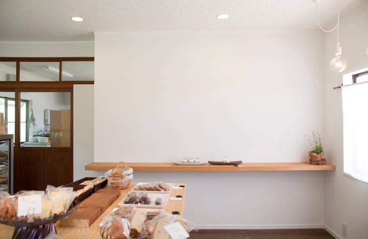 kanmi7: 井上貴詞建築設計事務所が手掛けたインテリアランドスケープです。