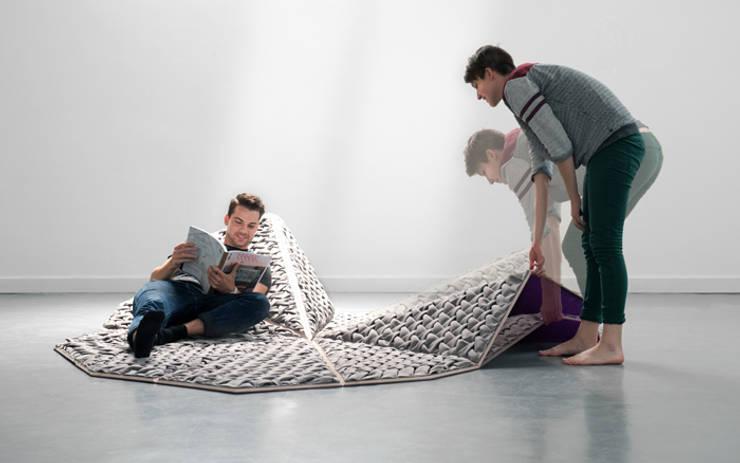 Living room by Nora Werner Design