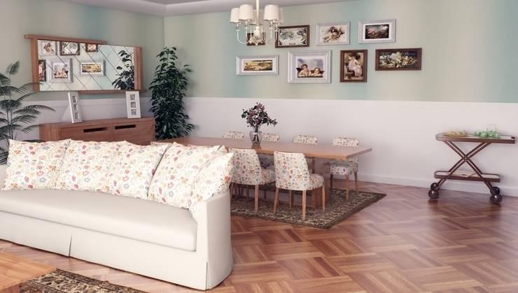Sonmez Mobilya Avantgarde Boutique Modoko – Rustic Salon Takımı / Özel:  tarz Yemek Odası