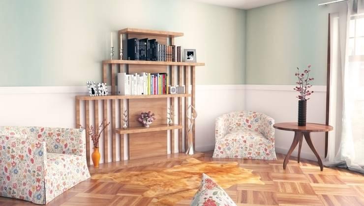 Sonmez Mobilya Avantgarde Boutique Modoko – Rustic Salon Takımı / Özel:  tarz Çalışma Odası