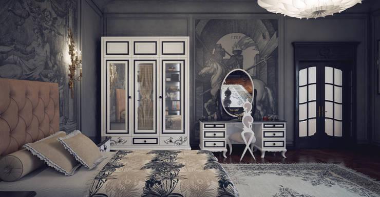 Sonmez Mobilya Avantgarde Boutique Modoko – Domiklasik Genç Odası:  tarz Çocuk Odası