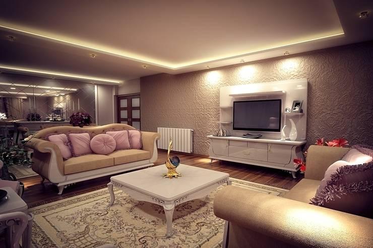 classic Living room by Sonmez Mobilya Avantgarde Boutique Modoko