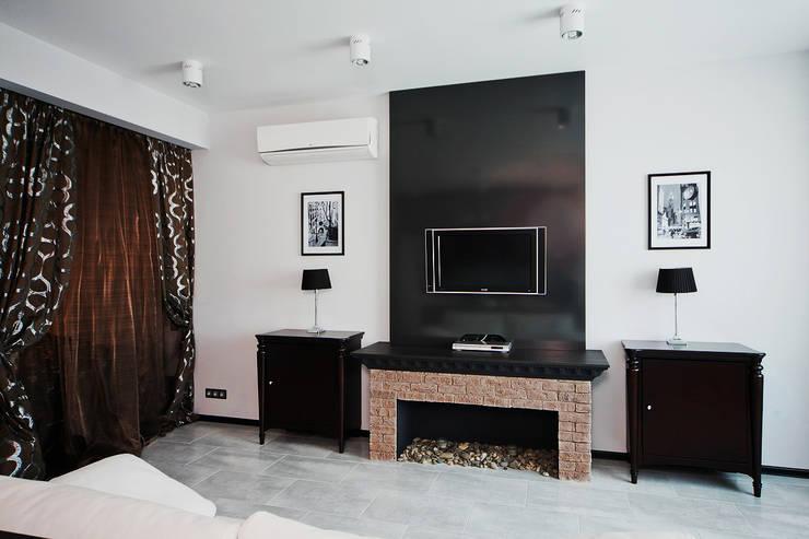 гостиная: Гостиная в . Автор – anydesign