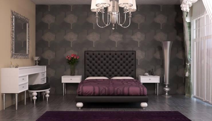 Sonmez Mobilya Avantgarde Boutique Modoko – Torna Yatak:  tarz Yatak Odası