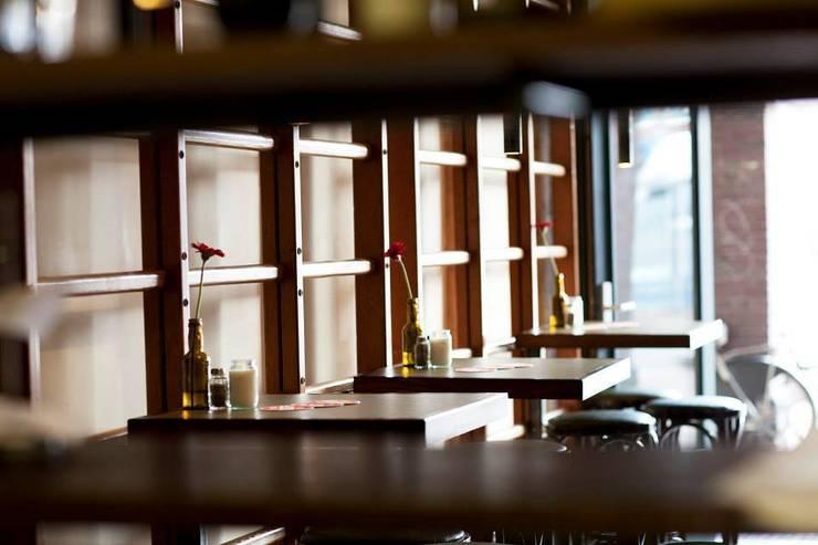 bar Frits :  Gastronomie door Studio Sjoerd Jonkers, Modern