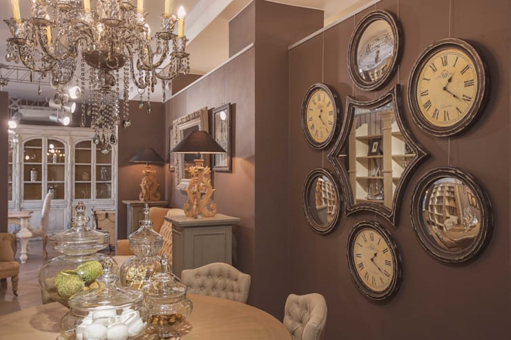 Салон мебели Сквирел Dialma Brown: Столовые комнаты в . Автор – anydesign