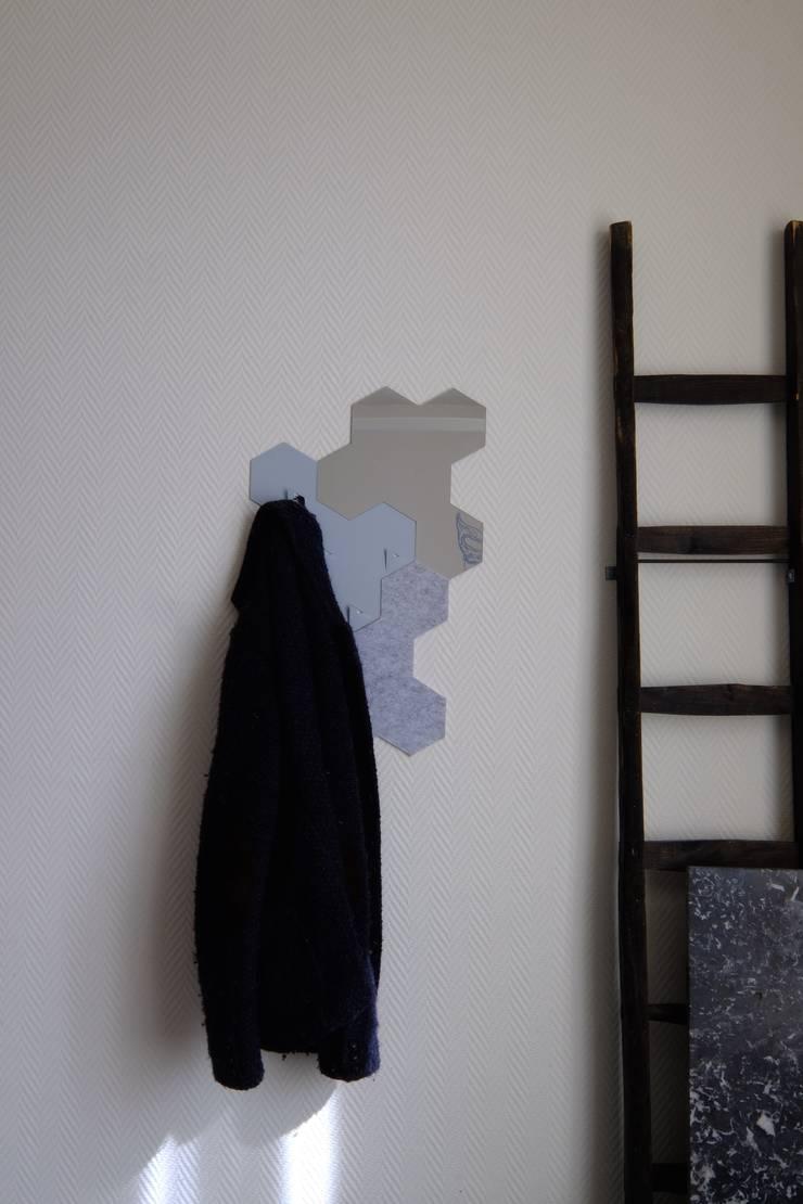 Hôtels de style  par Studio Sjoerd Jonkers, Moderne