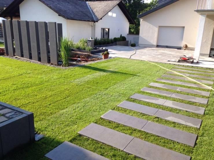 GREENLİNE PEYZAJ – GREENLİNE  PEYZAJ  BERKANT YALÇIN:  tarz Bahçe, Modern