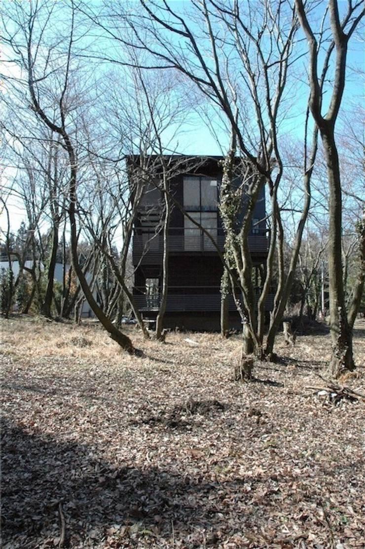 東外観: ばん設計小材事務所が手掛けた家です。