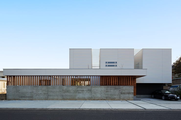 N8-house「Ⅲ-BOX の家」: Architect Show co.,Ltdが手掛けたです。