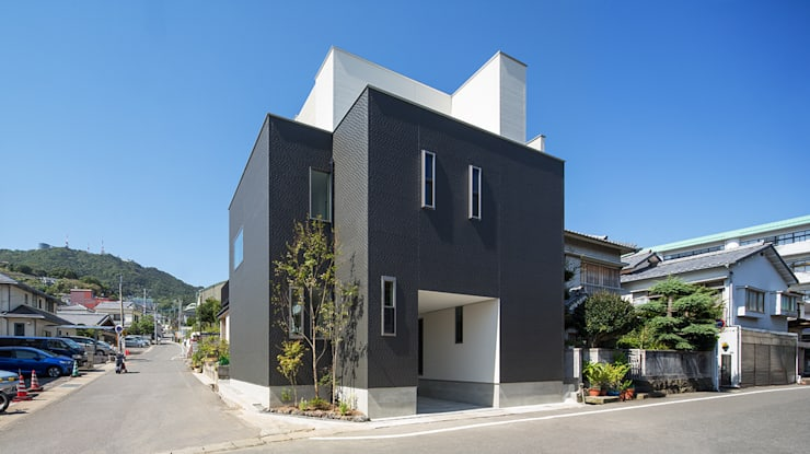 I2-house 「court house 」: Architect Show co.,Ltdが手掛けたです。