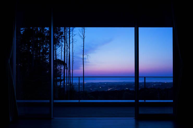 Projekty,  Domy zaprojektowane przez Architect Show co.,Ltd