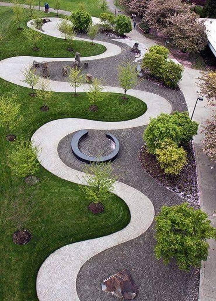 Garten von GREENLİNE PEYZAJ