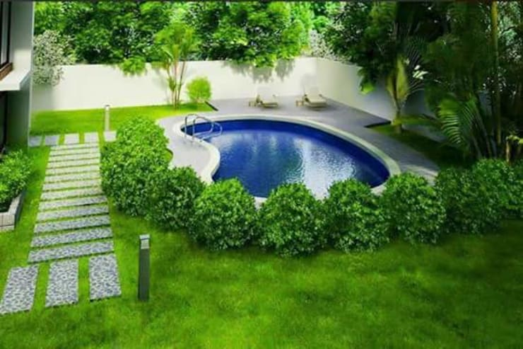GREENLİNE PEYZAJ – GREENLİNE PEYZAJ ALMANYA UYGULAMAMIZ.:  tarz Bahçe