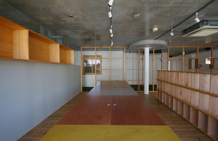 Wieden+Kennedy Tokyo / ワイデン アンド ケネディ 東京: 株式会社POINTが手掛けたオフィスビルです。