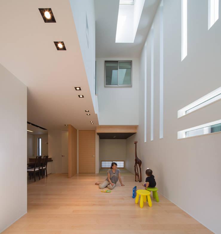 Y2-house・Y3-house「縦と横の家」: Architect Show co.,Ltdが手掛けたです。