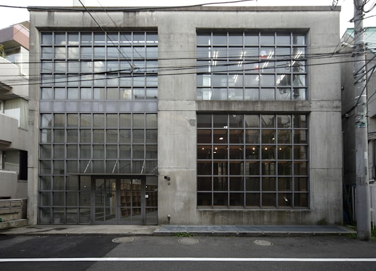 KREI co-lab Nishiazabu / クレイ コーラボ西麻布: 株式会社POINTが手掛けたオフィスビルです。