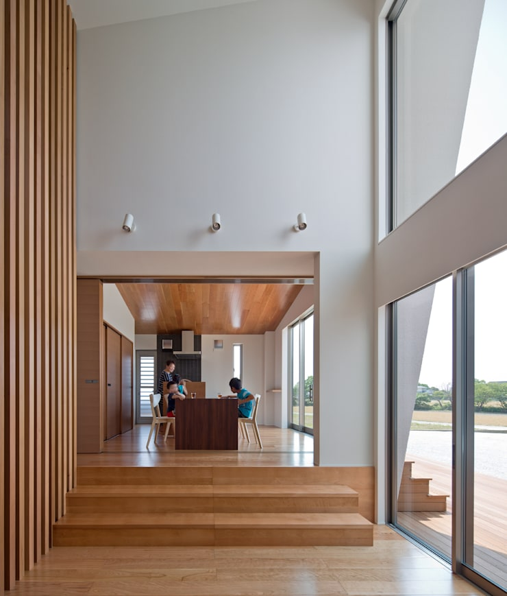 K5-house 「スローライフの家」: Architect Show co.,Ltdが手掛けたです。
