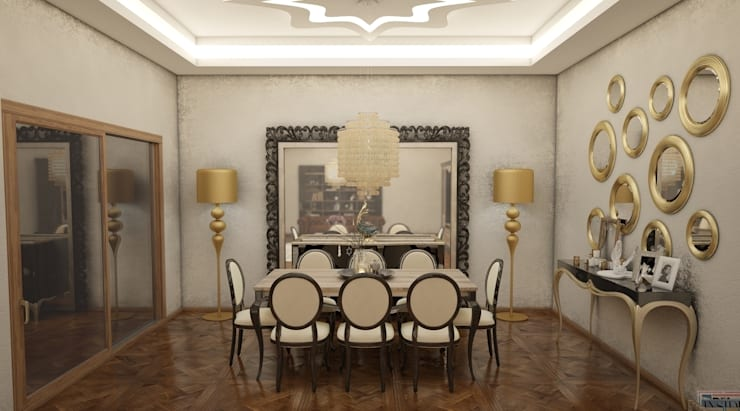 Dining room by Sonmez Mobilya Avantgarde Boutique Modoko