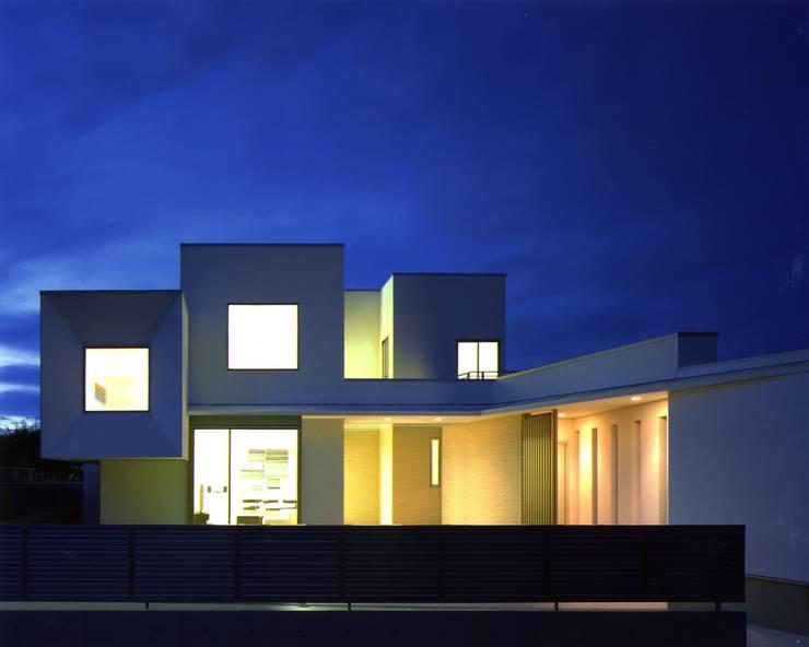 T3-house 「ステージのある家」: Architect Show co.,Ltdが手掛けたです。
