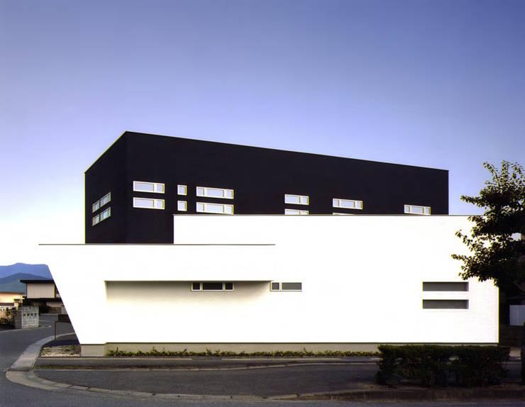 I-office「造形の箱」: Architect Show co.,Ltdが手掛けたです。