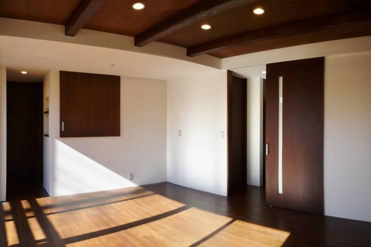 リビング: 石井設計事務所/Ishii Design Office が手掛けたリビングです。,モダン