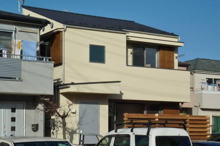 外観: 石井設計事務所/Ishii Design Office が手掛けた家です。,モダン