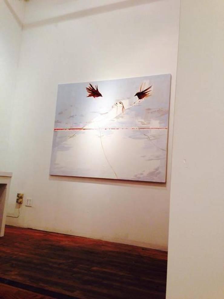 spacewomb gallery in Newyork: Serah Oh의
