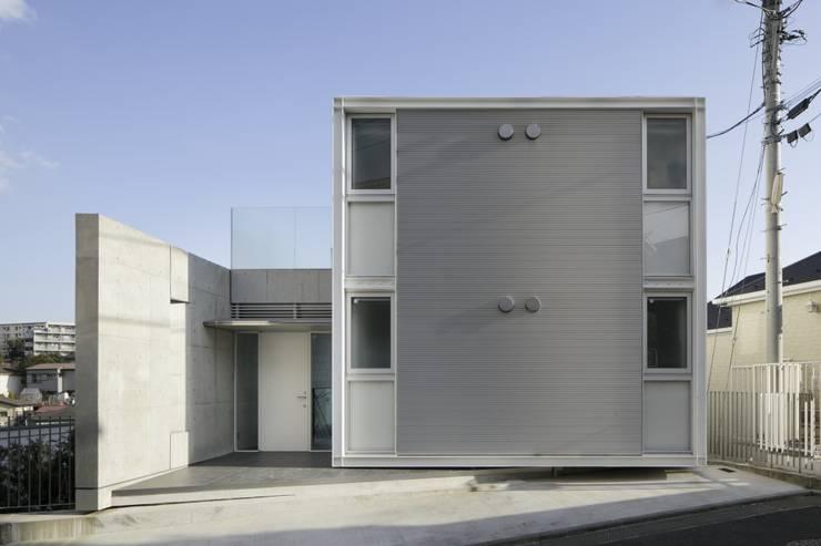 ファサード: オザワデザイン一級建築士事務所が手掛けたです。,