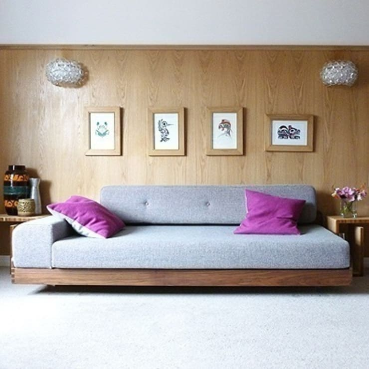 Parlour Products: scandinavian Living room by Parlour