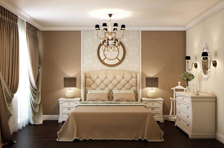 Marina Sarkisyanが手掛けた寝室