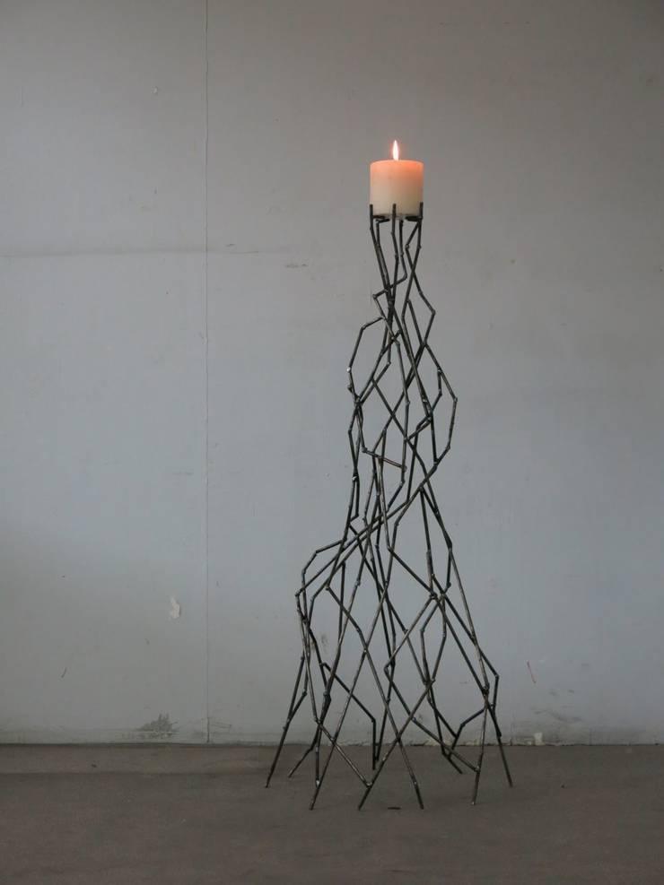 type langpootmug:  Woonkamer door Rob van Acker - ijzerWERK