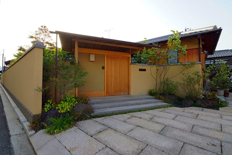 モダンでフォーマルな和の庭 2013~: にわいろSTYLEが手掛けた庭です。
