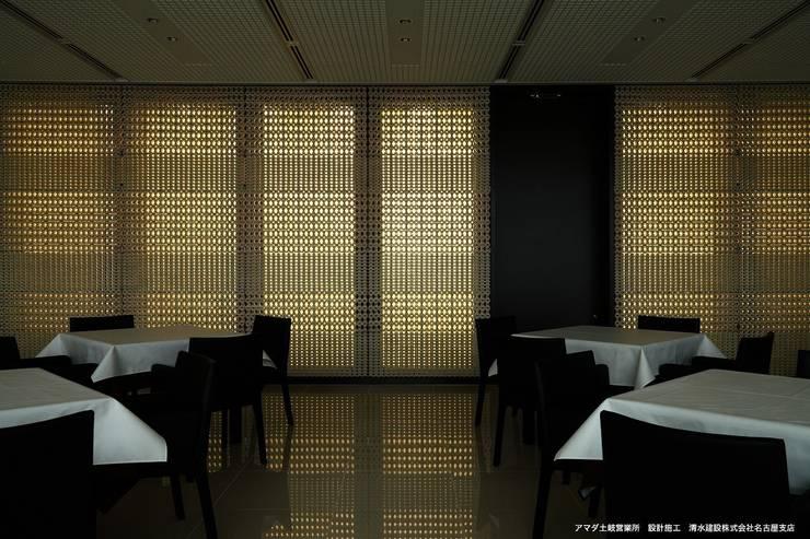 Porous model 1  screentype: 株式会社 虔山 が手掛けた壁です。,オリジナル