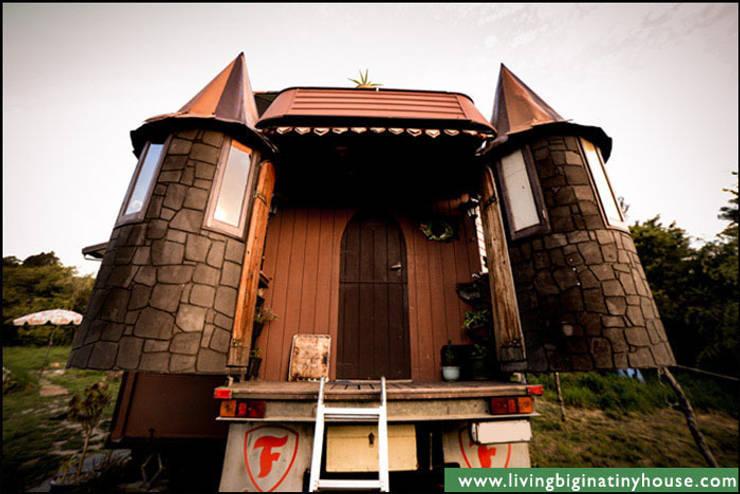 Projekty,  Domy zaprojektowane przez Living Big in a Tiny House