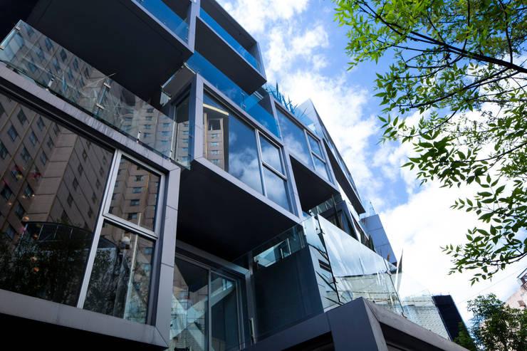 Atenas 40: Casas de estilo  por Craft Arquitectos