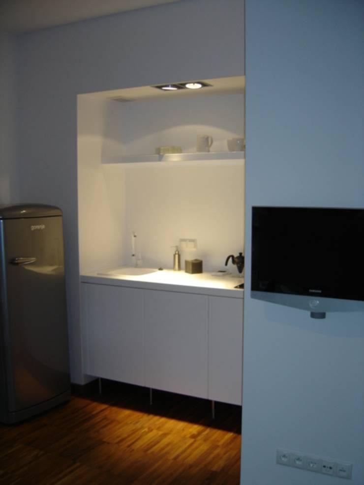 Studio : styl , w kategorii Kuchnia zaprojektowany przez lehmanndesign