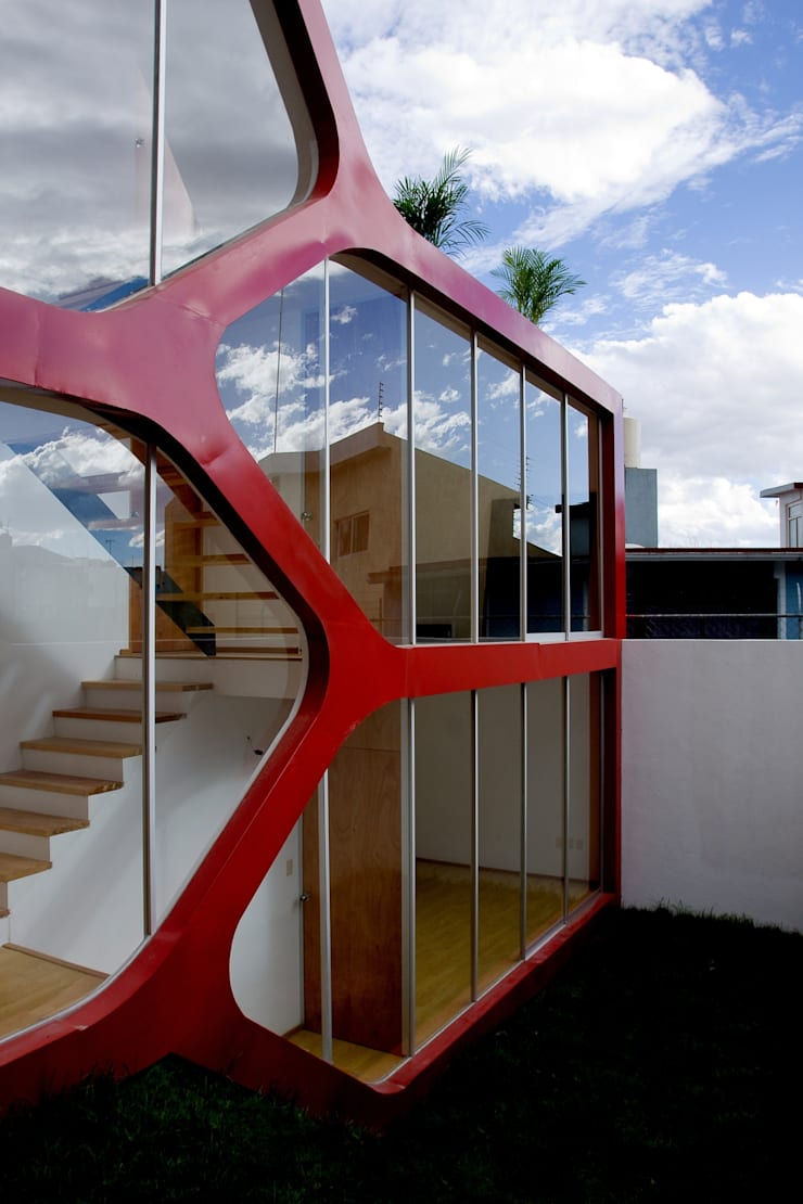 ATZ Living: Casas de estilo  por Craft Arquitectos