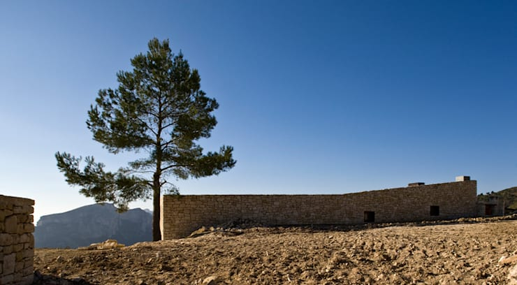 Casas  por Tomás Amat Estudio de Arquitectura