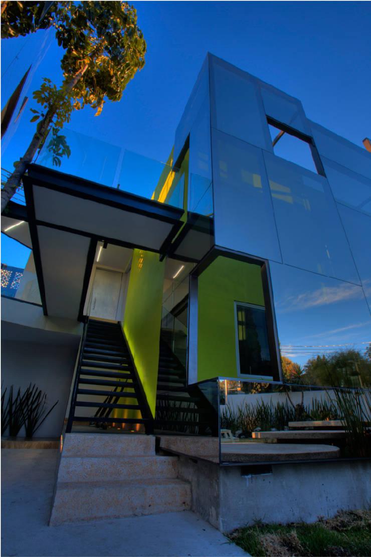 TREVOX: Casas de estilo  por Craft Arquitectos