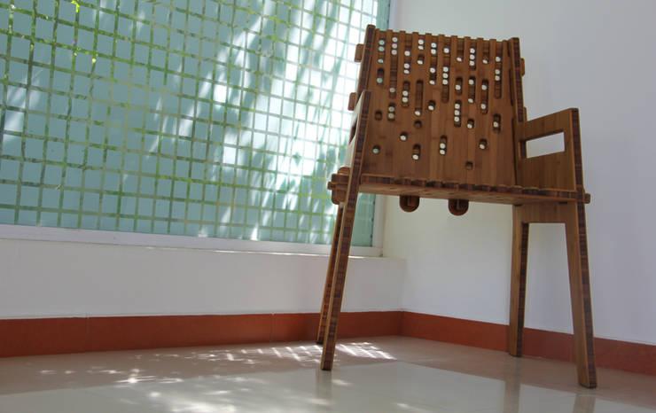 Vista frontal de Wedgewood Furniture Moderno